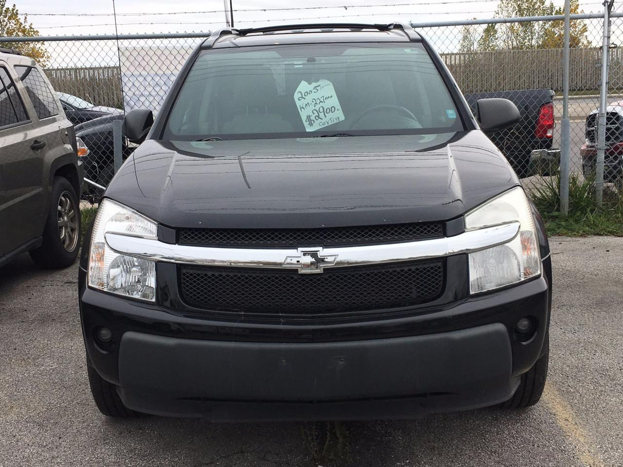 Equinox 2005 chevrolet equinox for sale : Used 2005 Chevrolet Equinox for Sale in Mississauga, Ontario ...