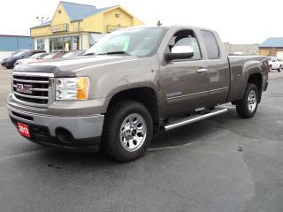 Used 2013 GMC Sierra 1500 SL ExtCab 4.8L  Nevada Edition 6ft Box for sale in Brantford, ON