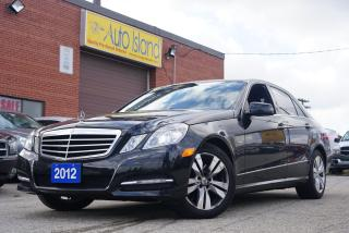 Used 2012 Mercedes-Benz E300 E 300,Low KMs,Navi,Camera,AWD for sale in North York, ON