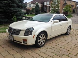 Used 2006 Cadillac CTS Luxury for sale in Thornhill, ON