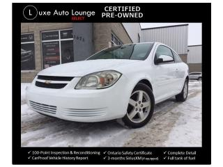 Used 2010 Chevrolet Cobalt LT - AUTO, CRUISE, SATELLITE RADIO, KEYLESS! for sale in Orleans, ON