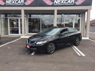 Used 2013 Honda Civic EX AUT0 A/C SUNROOF BACK UP CAMERA 94K for sale in North York, ON