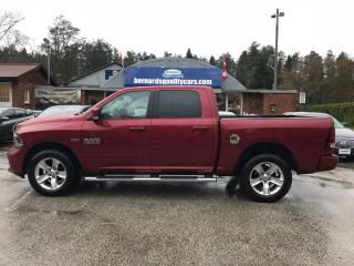 Used 2015 RAM 1500 SPORT for sale in Flesherton, ON