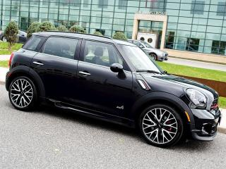 Used 2015 MINI Cooper Countryman JCW|NAVI|REARCAM|AUTOMATIC|PANOROOF for sale in Scarborough, ON