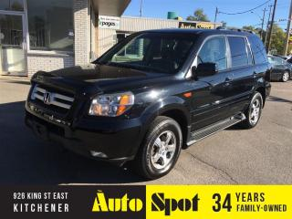 Used 2008 Honda Pilot SE/SUPER RARE/LOW, LOW KMS!/MINT! for sale in Kitchener, ON