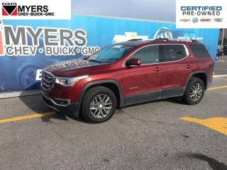 Used 2017 GMC Acadia ALL WHEEL DRIVE LOADED SLT MODEL for sale in Ottawa, ON