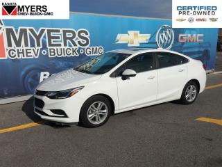 Used 2017 Chevrolet Cruze LT for sale in Ottawa, ON
