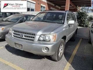 Used 2001 Toyota Highlander BASE for sale in Toronto, ON