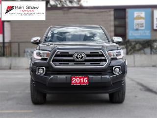 Used 2016 Toyota Tacoma Limited Package for sale in Toronto, ON
