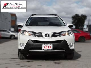 Used 2013 Toyota RAV4 Limited with Nav for sale in Toronto, ON