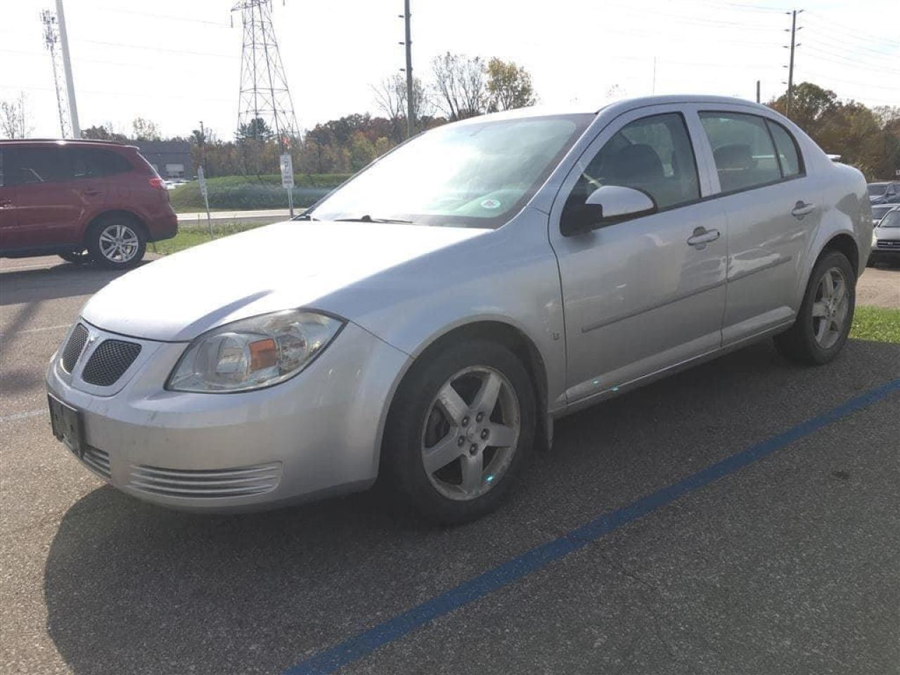 Photo of Gray 2009 Pontiac G5