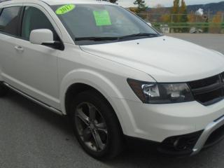 Used 2017 Dodge Journey Crossroad for sale in Corner Brook, NL