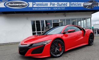 Used 2017 Acura NSX SH-AWD for sale in Langley, BC