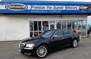 Used 2011 Chrysler 300 300C for sale in Langley, BC