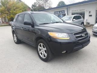 Used 2008 Hyundai Santa Fe Limited AWD for sale in Waterdown, ON