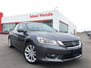 Used 2013 Honda Accord Sedan Touring for sale in Mississauga, ON