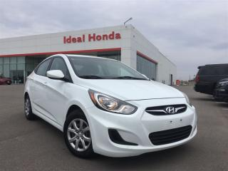 Used 2014 Hyundai Accent GLS for sale in Mississauga, ON