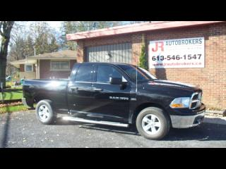 Used 2012 Dodge Ram 1500 5.7L HEMI Quad Cab 4X4 for sale in Elginburg, ON