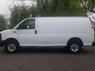 Used 2009 GMC Savana Cargo Van 2500 LOW KM Mint condition,CERTIFIED  $10475 for sale in Scarborough, ON