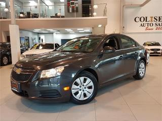 Used 2014 Chevrolet Cruze LT-AUTO-BLUETOOTH-REMOTE START-ONLY 30KM for sale in York, ON