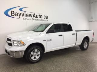Used 2017 Dodge Ram 1500 OUTDOORSMAN- HEMI|CREW|HITCH|BLUETOOTH|TOW/HAUL! for sale in Belleville, ON