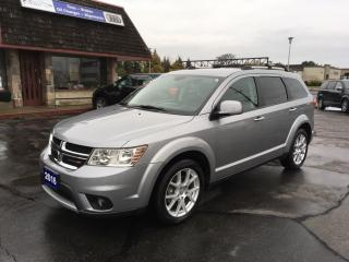Used 2016 Dodge Journey R/T for sale in Brantford, ON