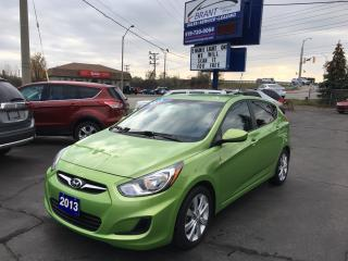 Used 2013 Hyundai Accent GL Heated Seats! Alloy Rims! for sale in Brantford, ON