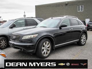 Used 2007 Infiniti FX45 for sale in North York, ON