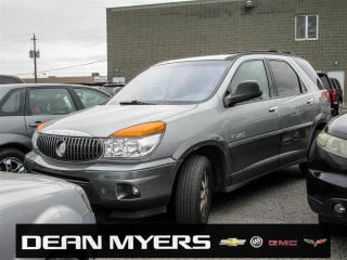 Used 2003 Buick Rendezvous for sale in North York, ON