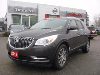 Used 2013 Buick Enclave Leather for sale in Timmins, ON