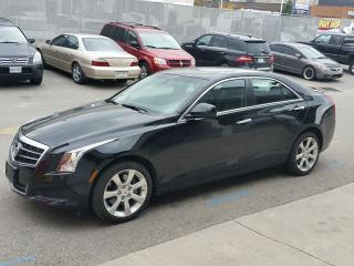Used 2014 Cadillac ATS AWD for sale in Brampton, ON