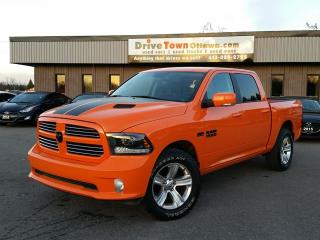 Used 2015 Dodge Ram 1500 CREW 4X4 SPORT **LIMITED EDITION** for sale in Gloucester, ON