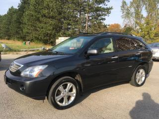 Used 2008 Lexus RX 400h Navigation for sale in Scarborough, ON