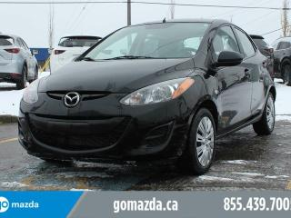 Used 2012 Mazda MAZDA2 GX A/C POWER OPTIONS ACCIDENT FREE for sale in Edmonton, AB