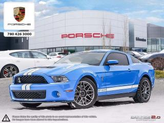 Used 2011 Ford Mustang Shelby GT500 RARE GT500! | POWER PACK - 670HP! | Exhaust, Pulleys, Short Throw Shifter | Grabber Blue! for sale in Edmonton, AB