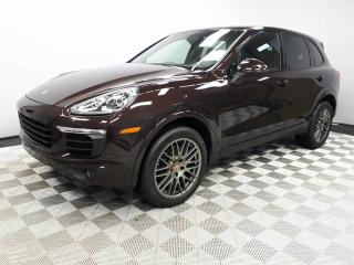 Used 2017 Porsche Cayenne CERTIFIED PRE-OWNED | Platinum Edition | Premium PKG | LOW KMS! for sale in Edmonton, AB