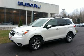 Used 2016 Subaru Forester i Limited w/Tech Pkg for sale in Minden, ON