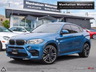 Used 2015 BMW X6 M X-DRIVE |NAV|CAMERA|DVD|H.UP|BLINDSPOT|BANG&OLUFSE for sale in Scarborough, ON