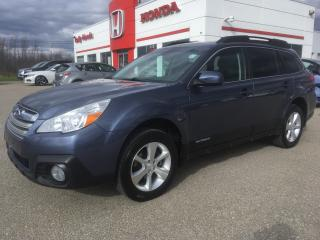 Used 2014 Subaru Outback 2.5I LIMITED for sale in Smiths Falls, ON