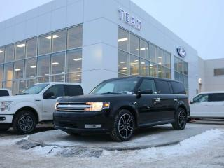 Used 2015 Ford Flex SEL, 202A, SYNC, NAV, PANORAMIC ROOF, POWER LIFGATE, HEATED FRONT SEATS, REAR CAMERA, AWD for sale in Edmonton, AB