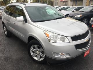 Used 2010 Chevrolet Traverse 1LT/AWD/7PASS/LOADED/LOW LOW KMS/LIKE NEW for sale in Scarborough, ON