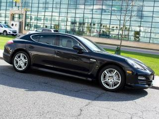 Used 2010 Porsche Panamera 4S|AWD|NAVI|LEATHER|SUNROOF|ALLOYS for sale in Scarborough, ON