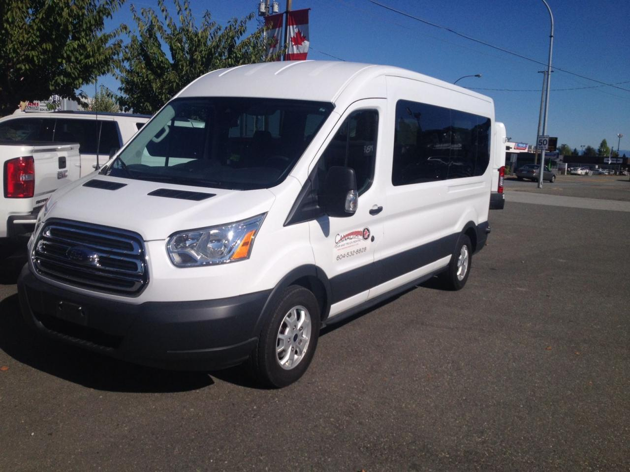 2016 Ford Transit 350 XLT