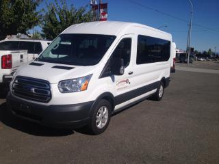 Used 2016 Ford Transit 350 XLT for sale in Langley, BC