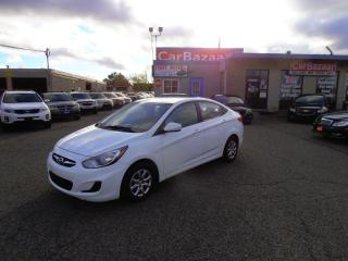 Used 2013 Hyundai Accent GL for sale in Brampton, ON