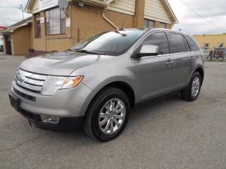 Used 2008 Ford Edge Limited for sale in Etobicoke, ON