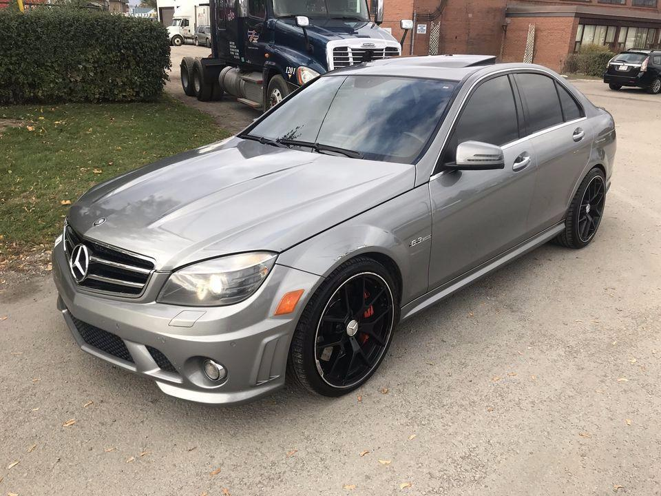 used 2010 mercedes benz c63 amg p31 perfom pack amg navi rear cam bluetooth rims for sale in. Black Bedroom Furniture Sets. Home Design Ideas