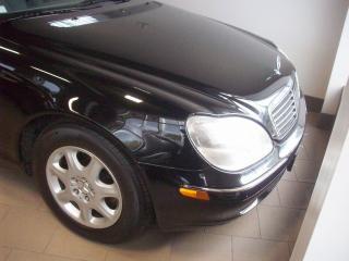 Used 2000 Mercedes-Benz S-Class leather for sale in Markham, ON