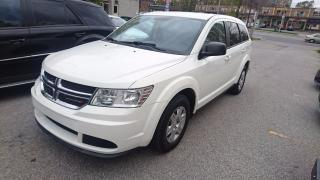 Used 2012 Dodge Journey Canada Value Pkg for sale in Scarborough, ON