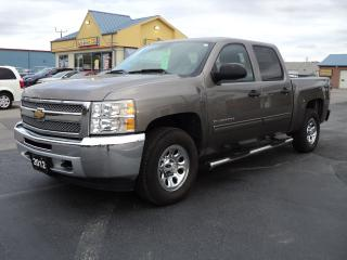 Used 2012 Chevrolet Silverado 1500 LT CrewCab 4X4 4.8L 5ft Box for sale in Brantford, ON